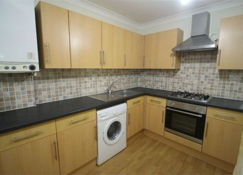 Thumbnail 3 bed flat to rent in Sylvan Road, London