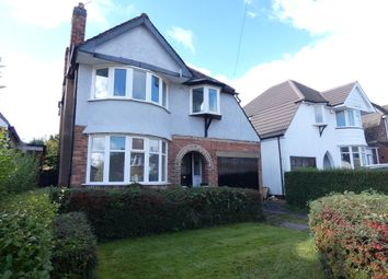 Thumbnail 3 bed detached house to rent in Hemlingford Road, Sutton Coldfield
