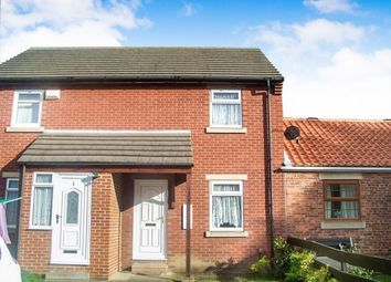 Thumbnail 2 bed terraced house to rent in Whitegate Close, Dunston, Gateshead