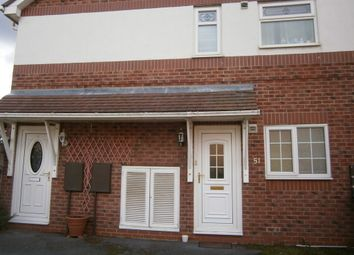 Thumbnail 2 bed flat to rent in Chaucer Close, Gateshead