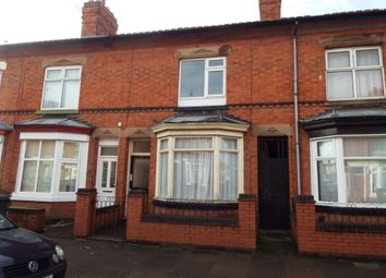 Thumbnail 3 bed terraced house to rent in St. Michaels Avenue, Leicester