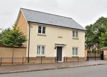 Thumbnail 4 bed detached house for sale in Little Canfield, Dunmow, Essex
