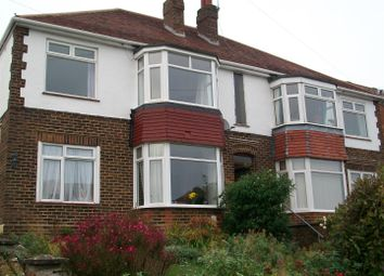 Thumbnail 3 bed flat to rent in Woodfield Avenue, Farlington, Portsmouth