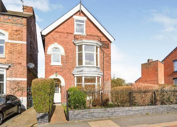 Thumbnail 3 bed detached house for sale in Alexandra Road, Winshill, Burton On Trent, Staffordshire
