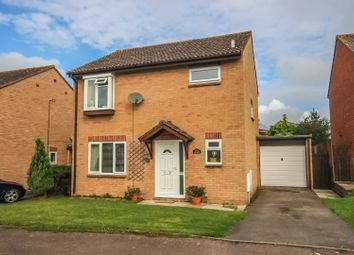 Thumbnail 3 bed detached house for sale in Hill Crest, Gloucester