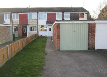 Thumbnail 3 bed terraced house for sale in Hendre Close, Off Broad Lane, Coventry