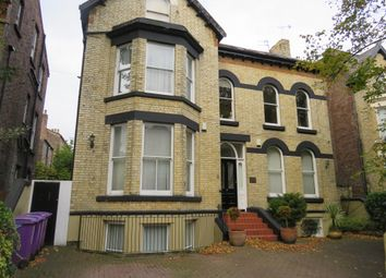 Thumbnail 1 bed flat for sale in Ivanhoe Road, Aigburth, Liverpool