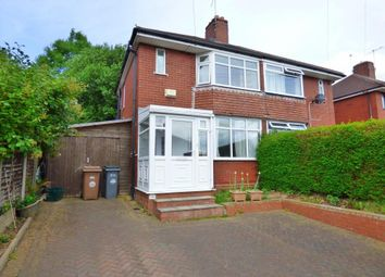 Thumbnail 2 bed semi-detached house to rent in Fremantle Road, Trent Vale, Stoke-On-Trent