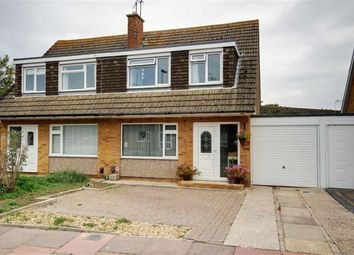 Thumbnail 3 bed semi-detached house for sale in Upton Gardens, Tarring, West Sussex