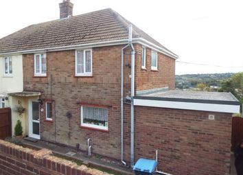 Thumbnail 3 bed semi-detached house for sale in Napier Road, Dover, Kent, England