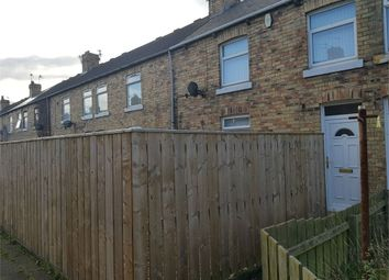 Thumbnail 2 bed terraced house to rent in Sycamore Street, Ashington, Northumberland