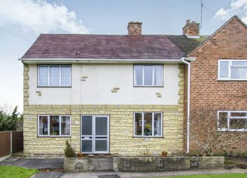 Thumbnail 3 bed end terrace house for sale in Ferndale Road, Balsall Common, Coventry