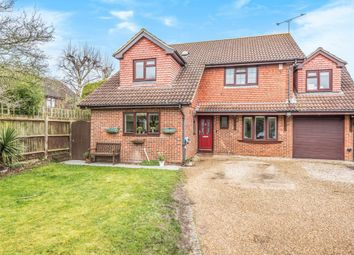 Thumbnail 4 bed detached house for sale in Toutley Road, Wokingham