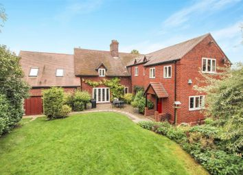 Thumbnail 6 bed detached house for sale in Main Street, Kirkburn, Driffield