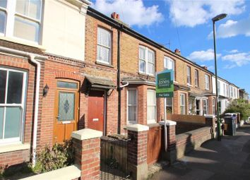 Thumbnail 4 bed terraced house for sale in Cecil Road, Lancing, West Sussex