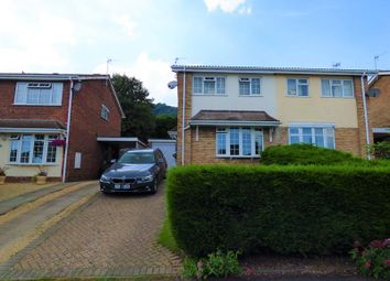 Thumbnail 3 bed semi-detached house for sale in 46 Walnut Crescent, Malvern, Worcestershire