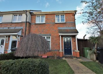 Thumbnail 3 bed semi-detached house for sale in Warspite Close, Portsmouth