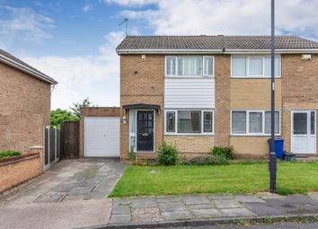Thumbnail 2 bedroom semi-detached house for sale in Newby Crescent, Balby, Doncaster