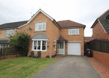 Thumbnail 3 bed detached house for sale in Abbots Green, Willington, County Durham
