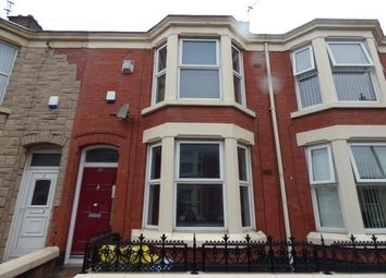 Thumbnail 4 bed flat to rent in Empress Road, Liverpool