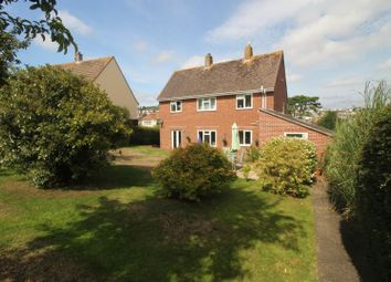 Thumbnail 3 bed detached house for sale in West Cliff Road, Dawlish