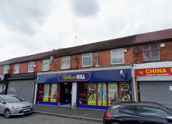 Thumbnail 1 bed flat to rent in Middleton Road, Crumpsall, Manchester