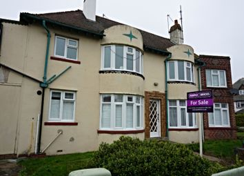 Thumbnail 3 bed maisonette for sale in Vista Road, Clacton-On-Sea