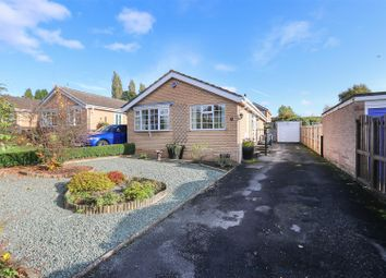 Thumbnail 2 bed detached bungalow for sale in The Parkway, Darley Dale, Matlock