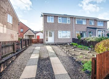 Thumbnail 3 bed semi-detached house for sale in Grosvenor Court, Carnforth