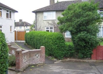 Thumbnail 1 bed flat to rent in Cannington Road, Dagenham