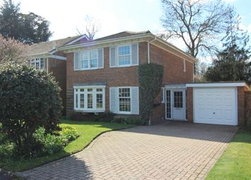 Thumbnail 4 bed detached house for sale in Molesey Park Close, East Molesey
