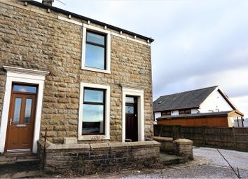 3 bed end terrace house for sale in James Street, Belthorn BB1