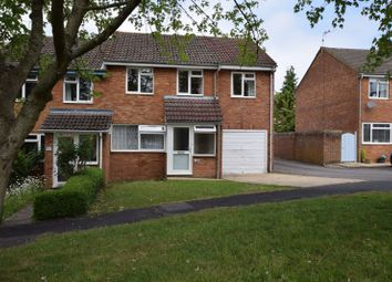 Thumbnail 5 bed end terrace house for sale in Set Back Off Greenfields Avenue, Alton, Hampshire