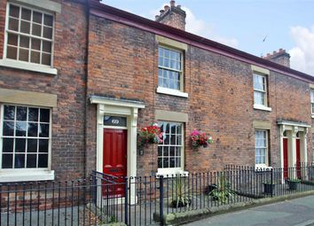 Thumbnail 2 bed terraced house to rent in Salop Road, Oswestry, Shropshire