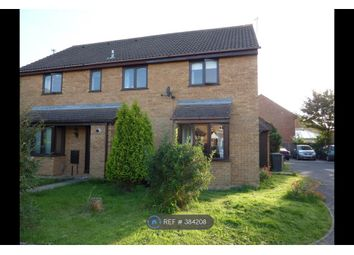 Thumbnail 2 bed semi-detached house to rent in Bayliss, Godmanchester, Huntingdon