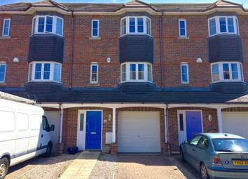 Thumbnail 4 bedroom town house for sale in Holland Road, Weymouth