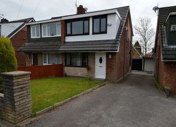 Thumbnail 3 bedroom semi-detached house for sale in Lily Hill Street, Whitefield, Manchester