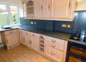 Thumbnail 3 bed terraced house to rent in Fane Road, Walton, Peterborough