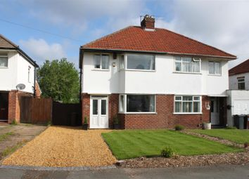 Thumbnail 3 bedroom property for sale in Green Lane, Tettenhall, Wolverhampton