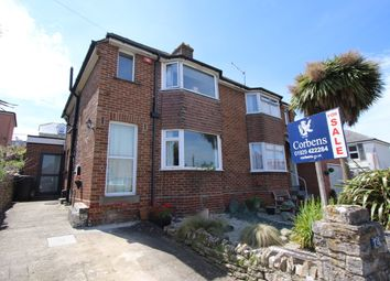 Thumbnail 2 bed semi-detached house for sale in Queens Road, Swanage