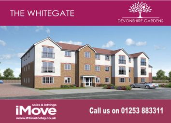 Thumbnail 2 bed flat for sale in Coopers Way, Blackpool