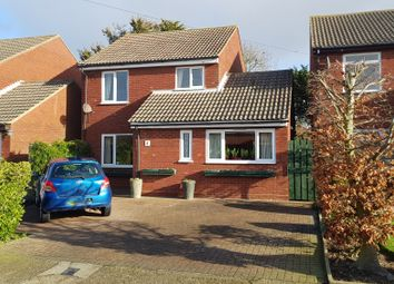 Thumbnail 3 bed detached house for sale in Quintons Lane, Felixstowe
