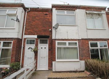 Thumbnail 2 bed terraced house to rent in Castle Grove, Perth Street West, Hull