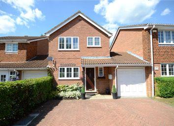 3 bed link-detached house for sale in Dovedale Close, Heath Park, Sandhurst GU47