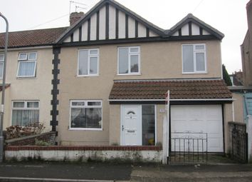 Thumbnail 3 bed end terrace house for sale in Hall Street, Bedminster, Bristol