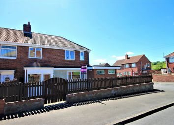 Thumbnail 3 bed semi-detached house for sale in Hare Law Gardens, Stanley