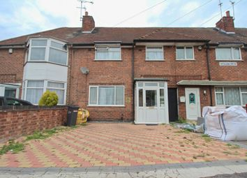 Thumbnail 3 bed town house for sale in Wicklow Drive, Leicester