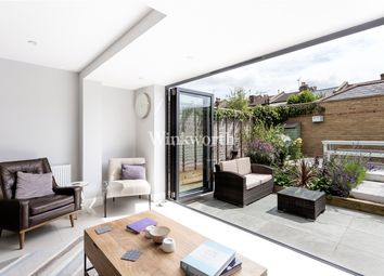 Thumbnail 2 bed flat for sale in Selborne Road, Alexanda Palace, London