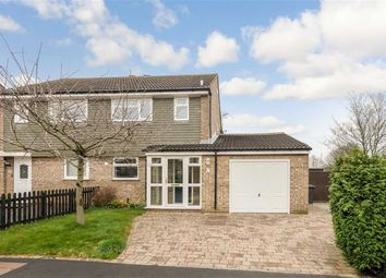 Thumbnail 3 bed semi-detached house for sale in Bransdale Grove, Knaresborough, North Yorkshire