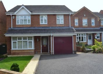 Thumbnail 4 bed detached house to rent in Occupation Road, Albert Village, Swadlincote